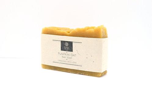 Pumpkin Oat Bar Soap