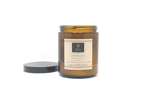 Gainesville Scented Soy Candle ~ Tom Petty Tribute ~ Proceeds to Charity