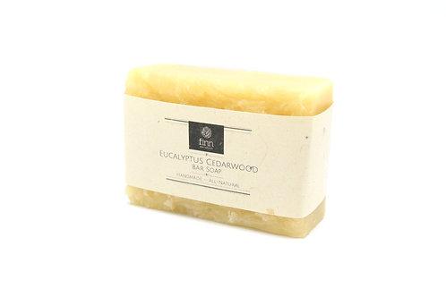 Eucalyptus Cedarwood Bar Soap