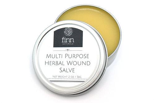Multi Purpose Herbal Wound Salve