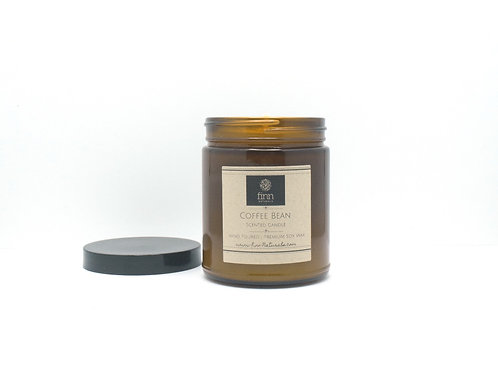 Coffee Bean Scented Soy Candle