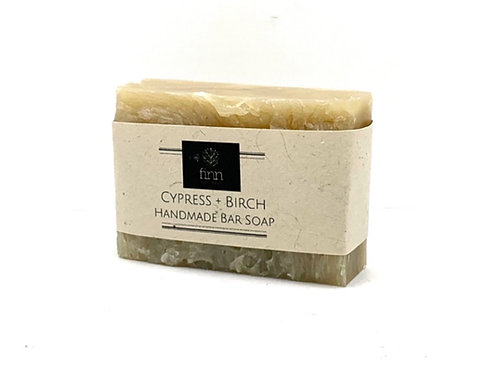 Cypress + Birch Bar Soap