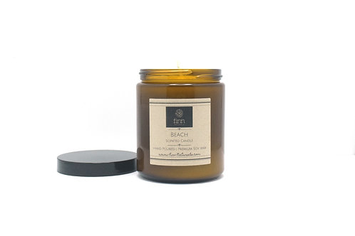 Beach Scented Soy Candle