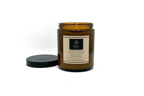 Apple Cider Scented Soy Candle