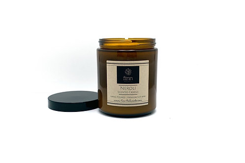 Neroli Scented Soy Candle