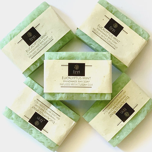 Eucalyptus + Mint Bar Soap