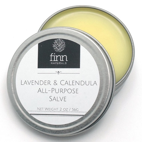 Lavender & Calendula All Purpose Salve
