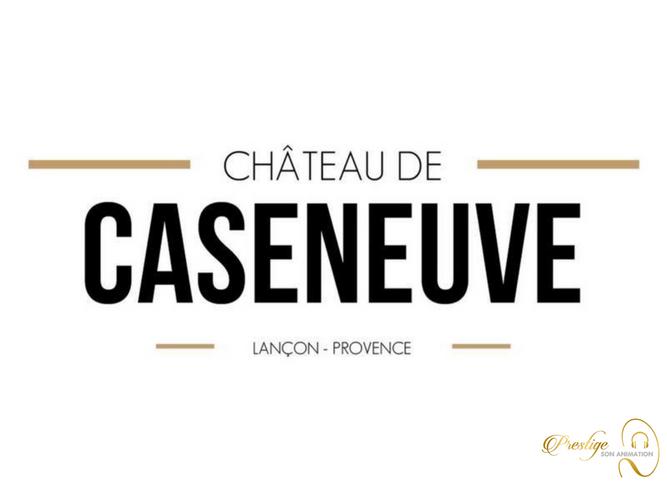 Notre Partenaire Château Caseneuve