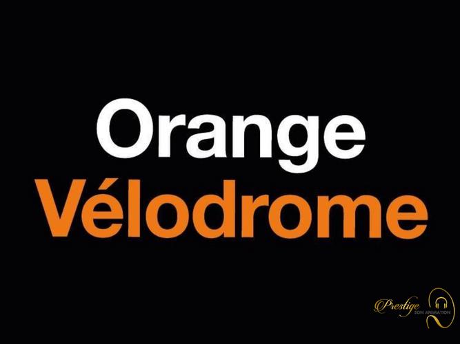 Notre Partenaire le mythique Orange Vélodrome