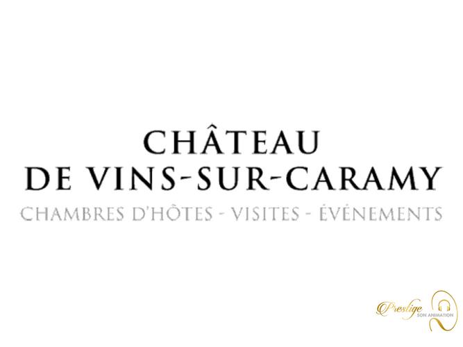 Chateau de Vins sur Caramy