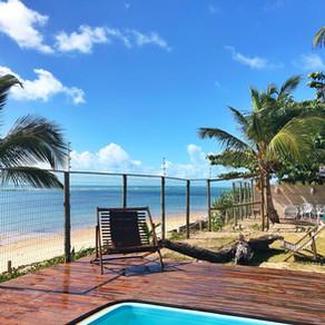 Ref.: 403 - Casa para temporada, pé na areia em Arraial d'Ajuda, Bahia