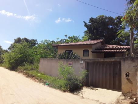 Ref.: 371 - R$ 200 mil - Vendo Casa com 02 dormitórios, em Arraial d'Ajuda, Bahia