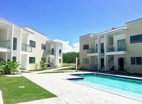 Ref.: 372 - Vendo Apartamento novo com 02 dormitórios, em Arraial d'Ajuda, Bahia