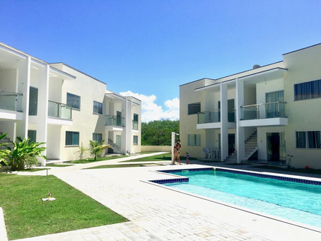 Ref.: 372 - R$ 550 mil - Vendo Apartamento novo com 02 dormitórios, em Arraial d'Ajuda, Bahia