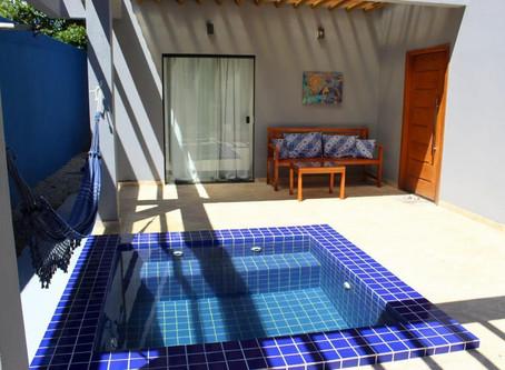 Ref.: 408 - Casa para Reveillon e temporada em Arraial D'Ajuda - Bahia