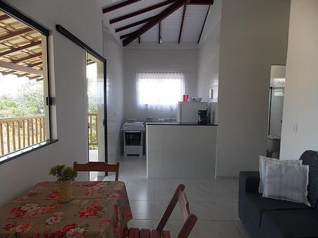 Ref.: 375 - Locação de Apartamento novo com 02 dormitórios, em Arraial d'Ajuda, Bahia