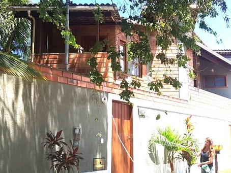 Ref.: 438 - Casa para locação mensal, próximo ao centro de Arraial d'Ajuda