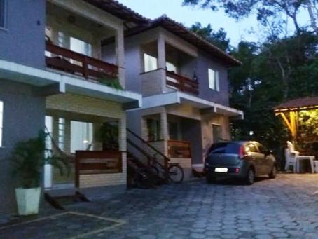 Ref.: 425 - Apartamento para locação mensal, próximo ao centro de Arraial d'Ajuda