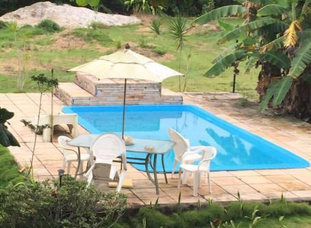 Ref.: 373 - Vendo lindo Sítio com Casa de 3 dormitórios, em Arraial d'Ajuda, Bahia