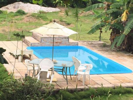 Ref.: 373 - R$ 850 mil - Vendo lindo Sítio com Casa de 3 dormitórios, em Arraial d'Ajuda, Bahia