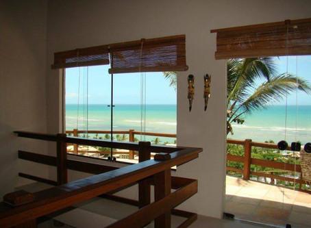 Ref.: 339 - Linda Casa com vista para o mar para Temporada