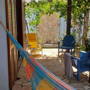 Ref.: 406 - Apartamento para temporada a 50 metros da praia em Arraial d'Ajuda, Bahia