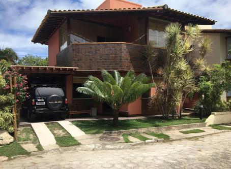 Ref.: 362 - Casa para Temporada, na Estrada da Balsa, em Arraial d'Ajuda