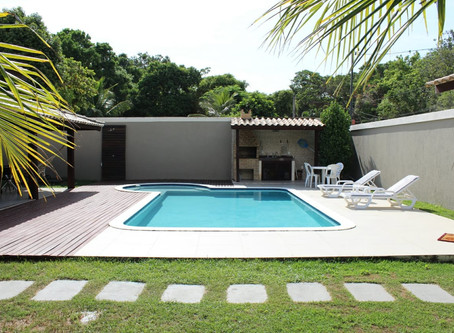 Ref.: 383 - Oportunidade - Venda de Casa com 04 dorms., 200 metros da praia Araçaipe, em Arraial d&#