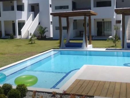 Ref.: 423 - Apartamento para locação mensal no Alto da Pitinga, em Arraial D'Ajuda