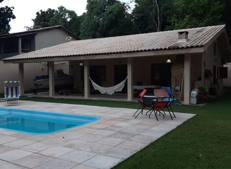 Ref.: 414 - R$ 800 mil - Casa com 03 dormitórios, próximo ao Centro de  Arraial D'Ajuda
