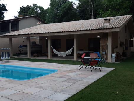 R$ 900 mil - Ref.: 414 - Casa com 03 dormitórios, próximo ao Centro de Arraial D'Ajuda