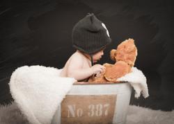 Mika 6 mois