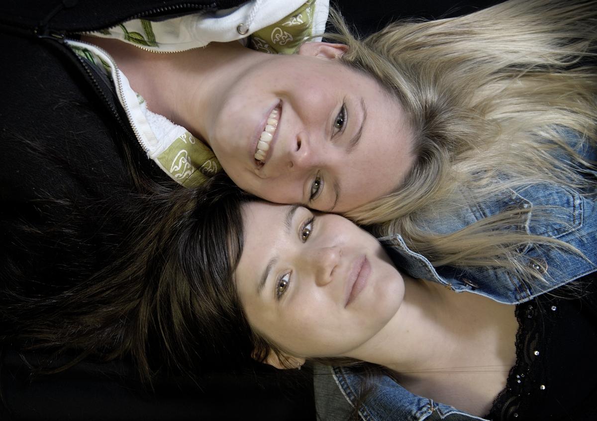Julie et Marie-Pier