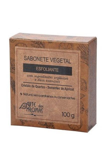 Sabonete em barra Esfoliante Cristais 100g