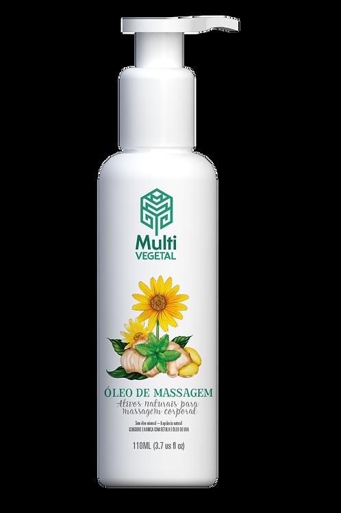 Óleo de Massagem 110ml Multivegetal