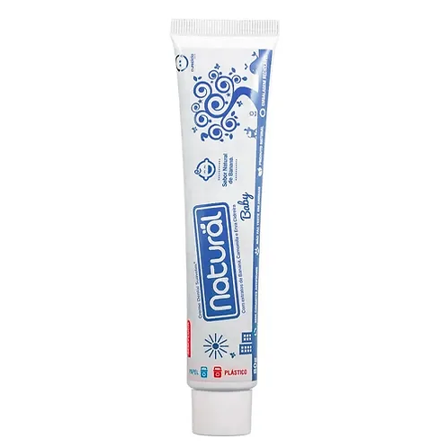 Gel Dental Infantil Orgânico Natural 50g