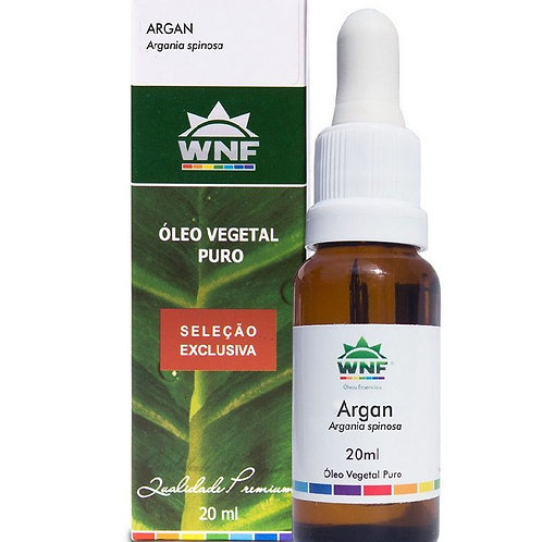Óleo Vegetal de Argan WNF 20ml