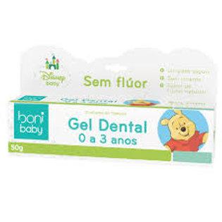 Gel Dental 0 a 3 Anos Boni