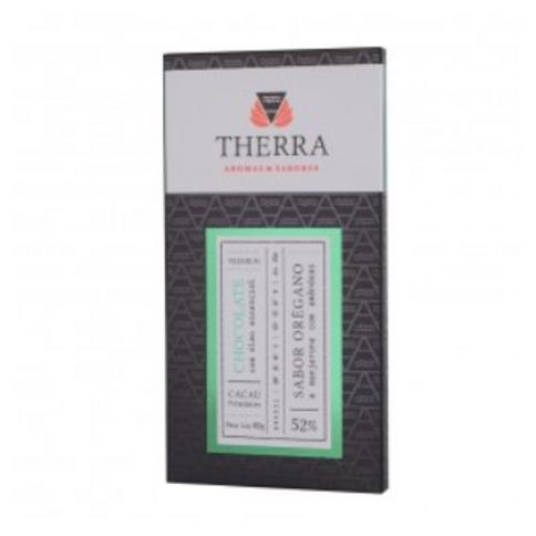 Chocolate com Óleo Essencial  Therra Aromas Laszlo Orégano e Manjerona