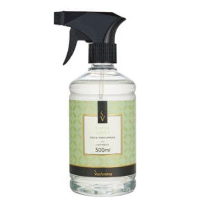 Água Perfumada para Tecidos Capim Limão 500ml Via Aroma