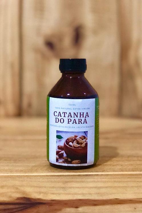 Óleo Vegetal de Castanha do Pará 100ml