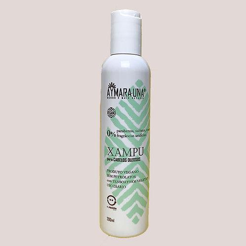 Shampoo Cabelos Oleosos Aymara Una