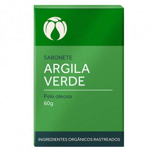 Sabonete Argila Verde Cativa