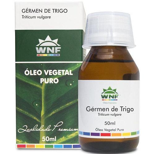 Óleo Vegetal Puro de Gérmen de Trigo 50ml WNT