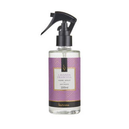 Home Spray Lavanda Francesa 200ml Via Aroma