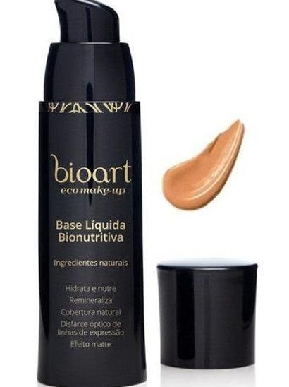 Base Líquida Bioart #4 - Média
