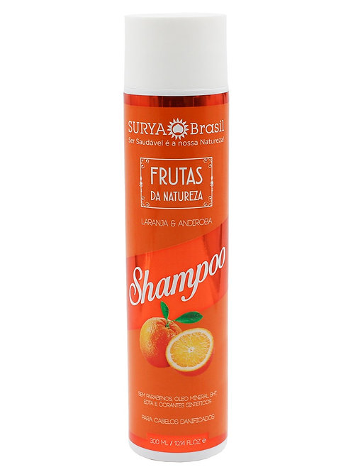 Shampoo Laranja e Andiroba Surya