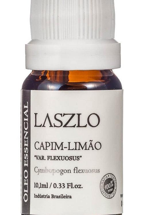 Óleo Essencial Capim-Limão Lazlo
