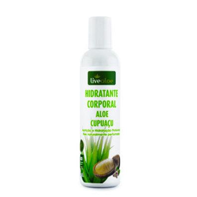 Hidratante Corporal Aloe Cupuaçu 200ml Livealoe