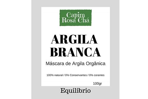 ARGILA BRANCA 100gr